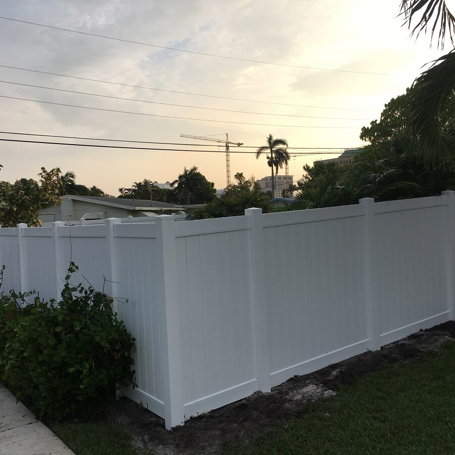 deerfield beach fences builders