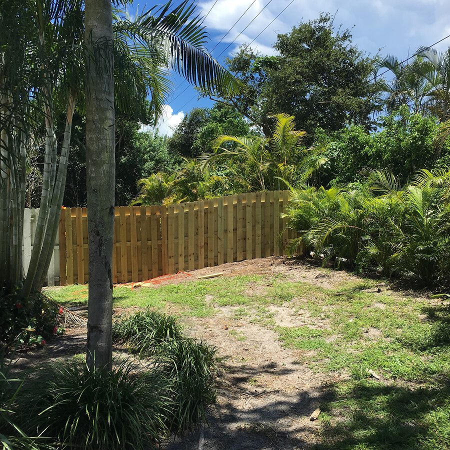wood fencing in deerfield beach fl
