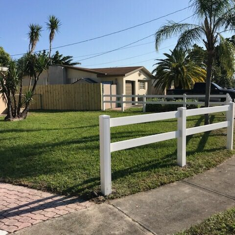 deerfield beach fencing services